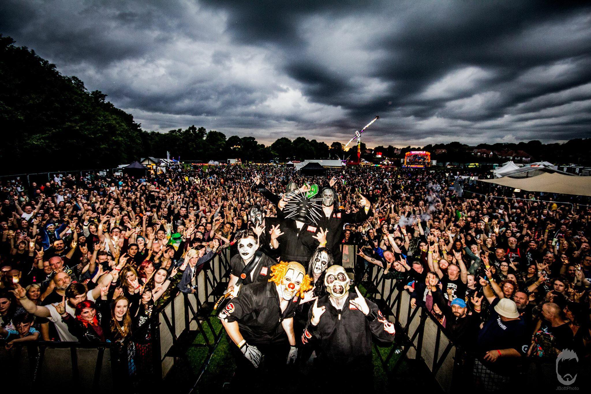 Number One UK Tribute Festivals