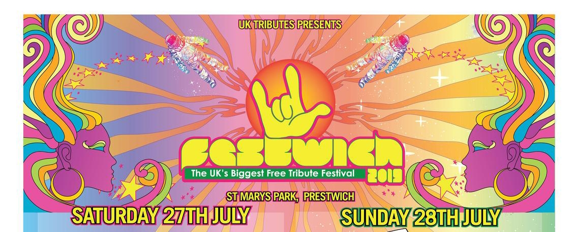 Festwich Tickets Released Friday January 25th 2019 - UK Tribute ... 12bf5481d8